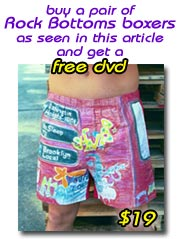 buy a pair of Rock Bottoms boxers as seen in this article and get a free dvd